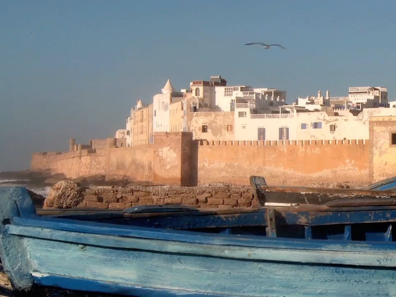 Excursion à Essaouira