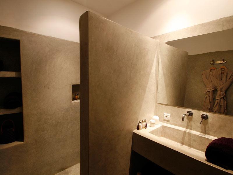 Salle De Bain Inspiration Hammam : Tadelakt Bathroom