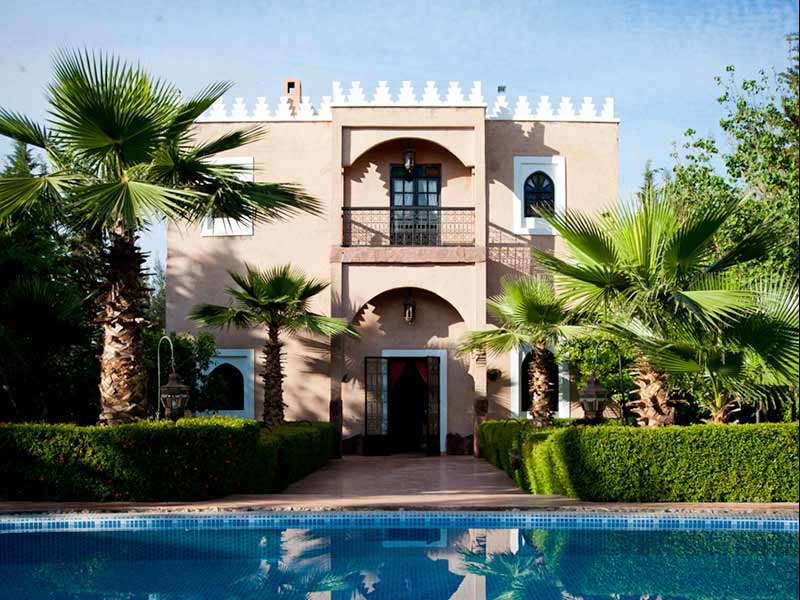 Riad marrakech le meilleur des h tels de la location for Riad marrakech piscine chauffee