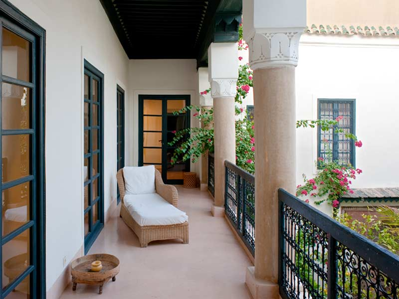 Suite Junior Berbere Balcon