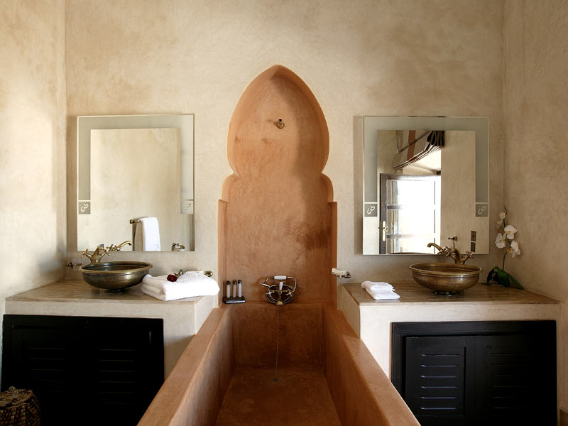 Emejing Salle De Bain Tadelakt Beige Pictures - House Design ...