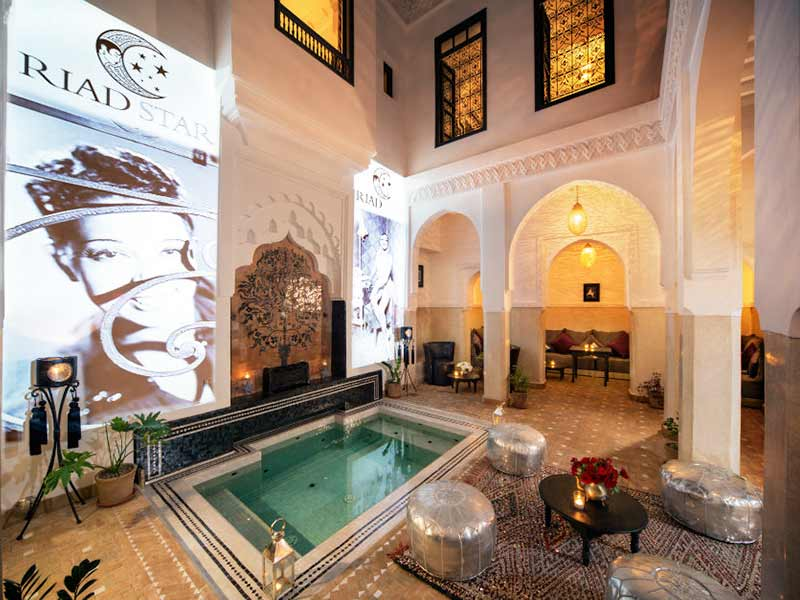 Riad Star en exclusivité